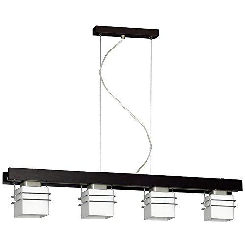 Designer Decken Pendel Leuchte Lampe Billardtisch Deckenleuchte Hotel Büro E27 Power LED Torino 10