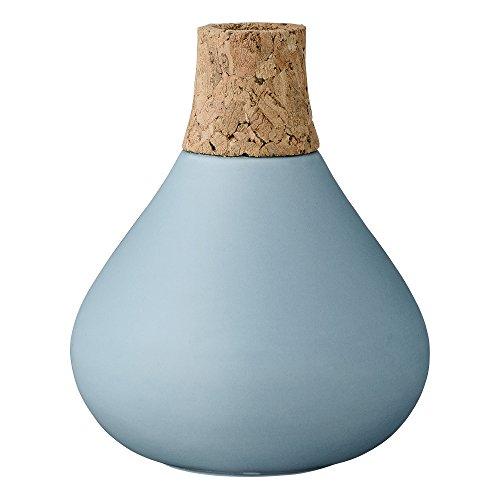 Bloomingville Vase, Keramik mit Korkhals