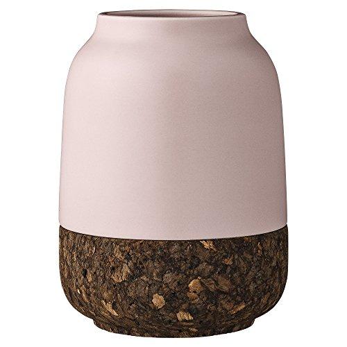 Bloomingville Vase Korkboden Ceramic nude