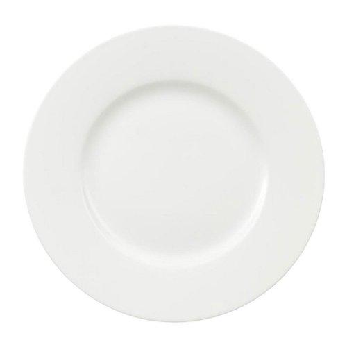 Villeroy & Boch Royal Speiseteller, 27 cm, Premium Bone Porzellan, weiß, 1-teilig