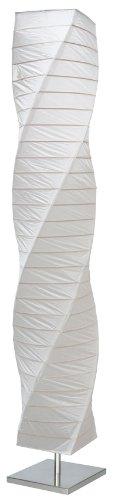 Ranex 6000.040 Stehleuchte Twister aus Papier