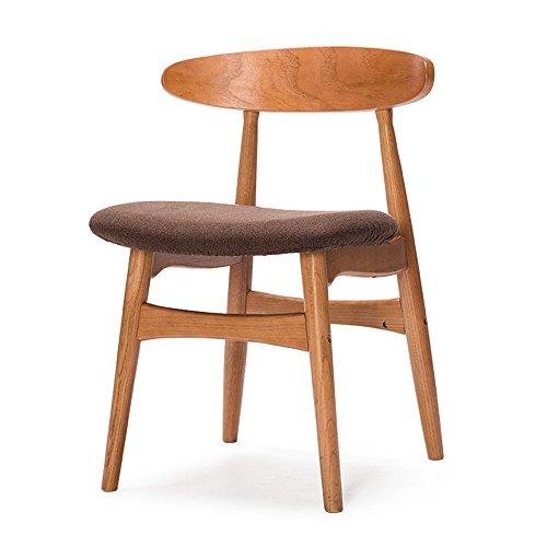 Esszimmerstühle, Massivholz-Rückenstühle, Büro-Schreibtische und Stühle, einfache moderne Couchtische und Stühle, nordische Retro-Stühle