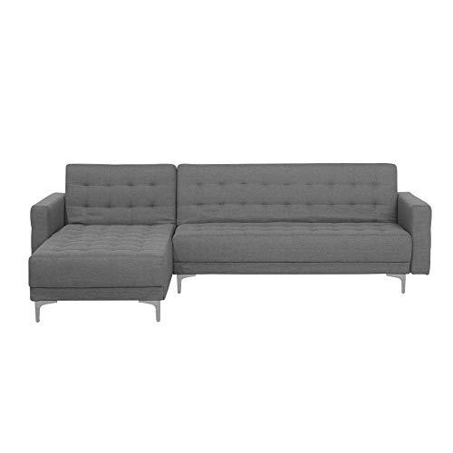 Sofa Grau - Couch - Ecksofa - Eckcouch - Polsterecke - ABERDEEN